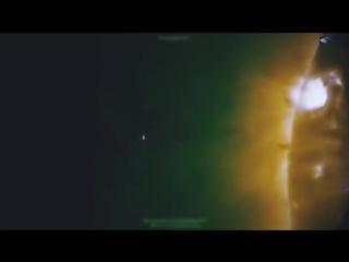 НЛО возле Солнца, НЛО на Луне, НЛО в США Подборка НЛО