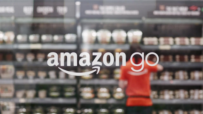 [Introducing Amazon Go and the world's most advanced shopping technology]