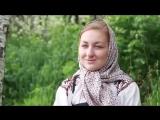Екатерина Куваева, участница фольклорного ансамбля Вологодского универа, рассказ