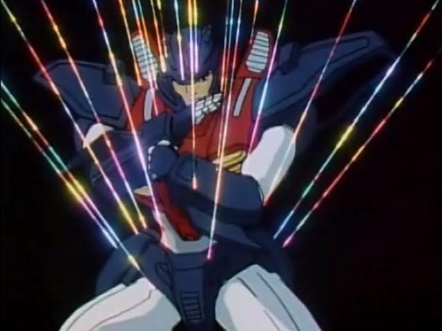 Transformers Masterforce Best Scenes Part One (Rise Pretenders, Head on Headmasters)