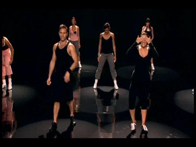 Танцевальная аэробика Martine McCutcheon Dance Body SF худеем танцуя