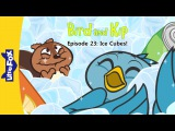 Bird and Kip 23 Ice Cubes!  Level 2  By Little Fox