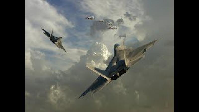 Противостояние в небе России и США   Битва за небо