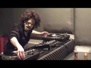 DJ-D.Chainsaw Oldschool Classics Hardcore music live vinyl DJ mix set Karamba zone part 1