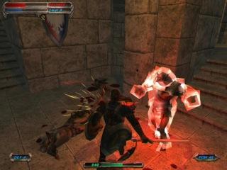 Severance: Blade of Darkness [ KILLS & FIGHTS w/SlowMo bits ]