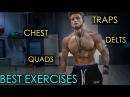 THE BEST EXERCISES FOR GROWTH: Chest, Arms, Glutes MORE ft. Jeff Nippard Jon Venus