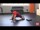 Netflix And Stretch: Kneeling Hip Mobility Exercises