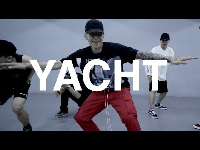 Jay Park (ft Sik-K) 'YACHT' Choreography Ver. - Choreography by Prepix Haw Daniel Jerome