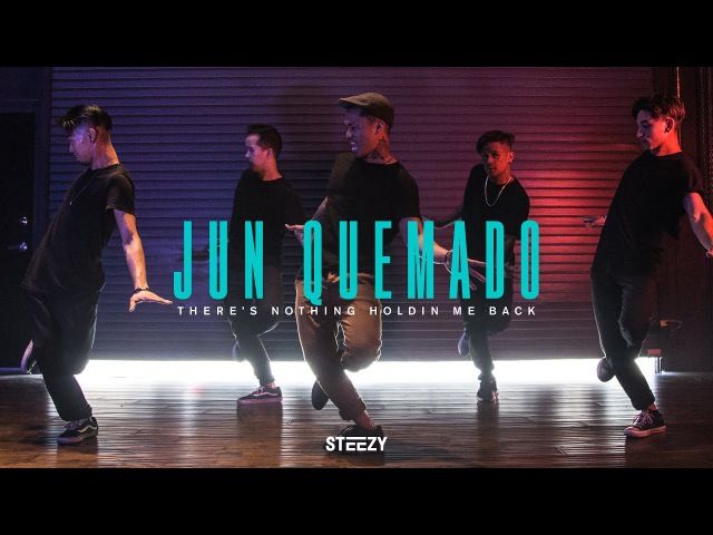 Jun Quemado Choreography | Theres Nothing Holding Me Back - Shawn Mendes Dance | STEEZY.CO