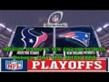 HOUSTON TEXANS VS. NEW ENGLAND PATRIOTS PREDICTIONS  #NFL DIVISIONAL PLAYOFFS  full game