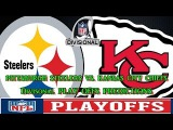 PITTSBURGH STEELERS VS. KANSAS CITY CHIEFS PREDICTIONS  #NFL DIVISIONAL PLAYOFFS  full game