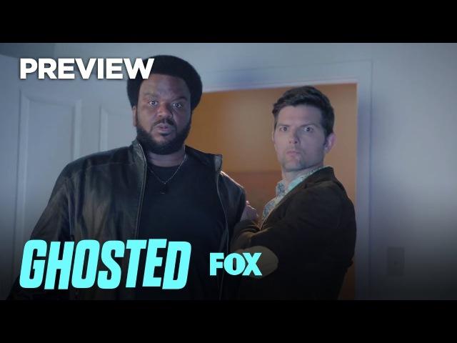 1 сезон: Промо «Полтергейст»