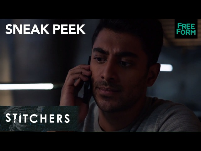 Stitchers Summer Finale Sneak Peek Linus Agrees To Meet Ivy Freeform смотреть онлайн без регистрации