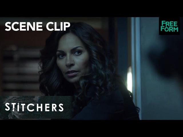 Stitchers Season 3 Episode 9 Maggie And Fisher Are Under Attack Freeform смотреть онлайн без регистрации