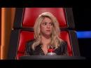 Шакира в ШОКЕ ! Девушка БЕЗУМНО КРУТО спела ее песню. Шоу голос