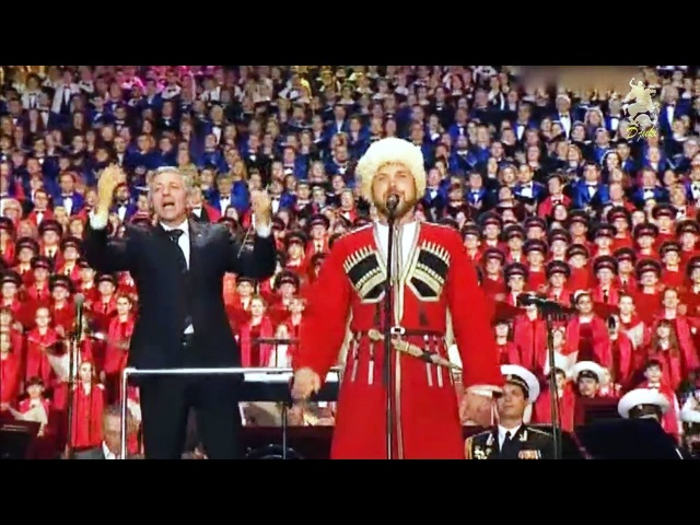 Розпрягайтe, хлопци, коней! - Kuban Cossacks Choir (2013)