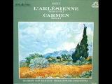 Bizet Herbert von Karajan, 1958 L'Arlesienne Suite No. 1 - Prelude (1)