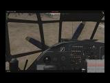 ARMA 2 ACE WOG 11.11.2016 Kubajs Airplane - Takeoff Failure