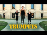 #TrumpetsChallenge  Sak Noel &amp Salvi feat. Sean Paul  The Fitness Marshall  Cardio Dance