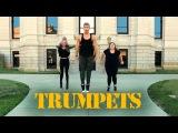 #TrumpetsChallenge  Sak Noel &amp Salvi feat. Sean Paul  The Fitness Marshall  Cardio Dance