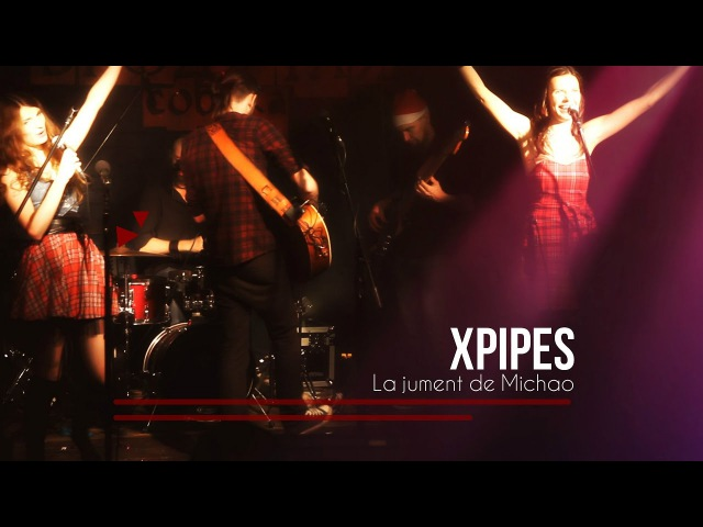 XPipes 🔴 La jument de Michao (Шанте)