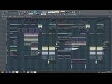 Dimitri Vegas, Like Mike &amp Steve Aoki vs Ummet Ozcan - Melody (Original Mix) (FL Studio Remake + FLP