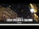 Salerno, si accendo le luci d'artista la novit