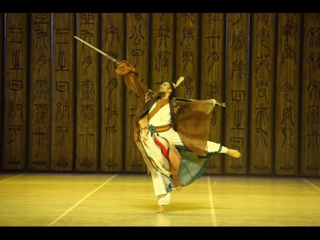 Beautiful Chinese Classical Dance【32】《劍舞》1080p.
