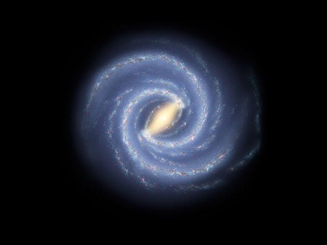 Путешествие к чужим Галактикам на край Вселенной. Галактики в космосе / космос наизнанку