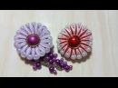 56) Tutorial Mini Donut Two Colours / Donat mini 2 warna