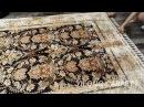 Persain Rugs Handmade Carpet Hand Knotted Rug 5.6'x8.3'(171x253cm)