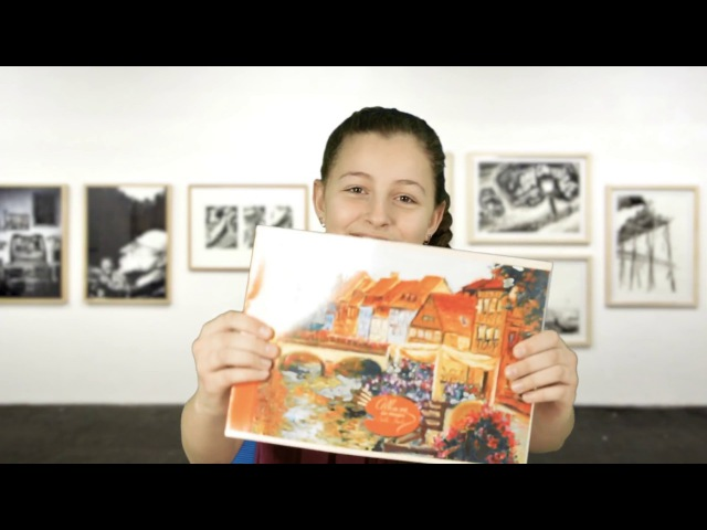 Калининград Учебные съемки