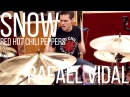 Snow Hey Oh - Red Hot Chili Peppers - Drum Cover - Rafael Vidal
