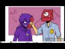 Фиолетовый парень приколы [Фнаф ]