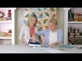 Fusible Applique -- Preparing Your Quilt Block by Edyta Sitar -- Fat Quarter Shop