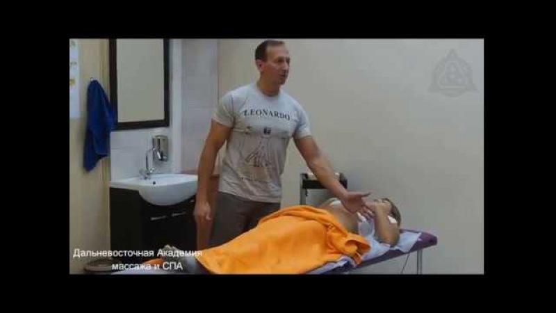Презентация техники: Максимально результативные приемы современного антицеллюлитного массажа.