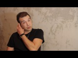 Сергей Чумаков - интервью для газеты #Крестовскиймост  1-я часть  #настоящийчумаков