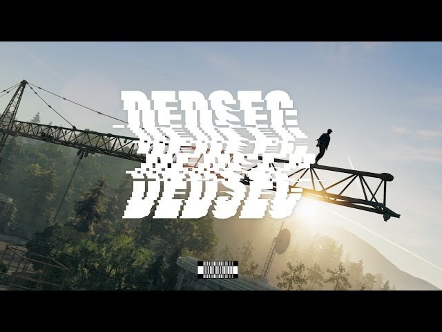 Hudson Mohawke • Ded Sec - Watch Dogs 2 (OST)'