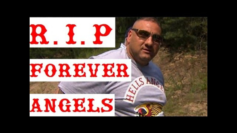 R.I.P AYGÜN MUCUK RIP Forever Angels - Axel Rudi Pell HELLS ANGELS GIEBEN GERMANY