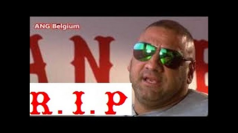 R.I.P AYGÜN MUCUK RIP Hells Angels Gießen President's last last appear on tv before he was killed