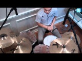 Take It All (Live In Miami) - Hillsong United (Drum Cover) HD