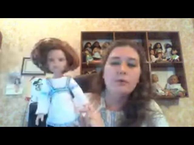 Одежда для кукол крючком: вяжем лиф сарафана на бретелях розыгрыш призов :)