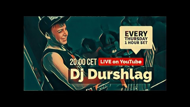 Thursday Evening with Dj Durshlag   Hip-Hop Session 2