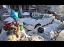 ШОК! Мама с детьми умерла в машине, пока муж чистил снег - УЖАС!!!