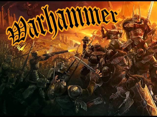 Warhammer Fantasy - Sesja RPG - Kampania Dzielni i Twardzi - cz.1