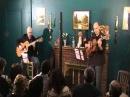 В.Музыкантов, А.Алабин - домашний концерт в East Brunswick (USA, NJ, 30.01.2010)