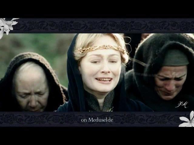 Погребальная песня Эовин Lord of the Rings Lament For Théodred Eowyn's Lament Miranda Otto плач причитание