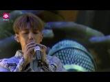 20161023 M.I.C. Steelo sings in Yi -