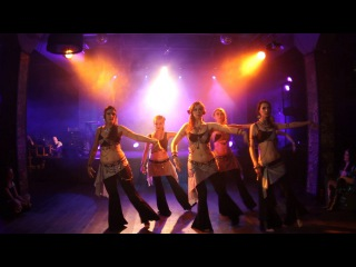 Silver Rose Dance Co. - Way Down We Go - 'Through North to East' dance party 05/02/2017