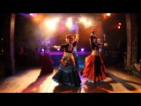 Sirin Tribe - ATS - 'Through North to East' dance party 05022017